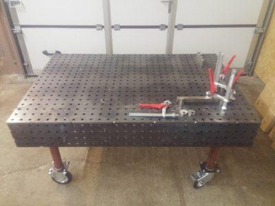 Metināšanas galds